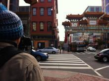 ian filming