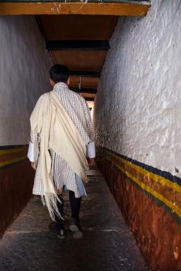 Sonam Wangchuk, Phunaka Dzong