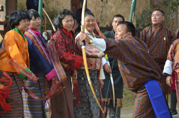 National Archery Tournament Final, Thimphu